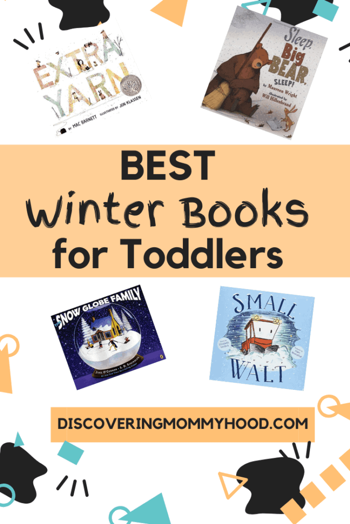 Best Winter Books for Toddlers and Preschoolers