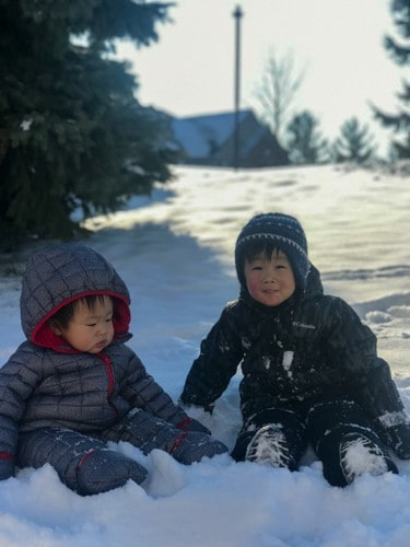 Winter Books for Toddlers and Preschoolers