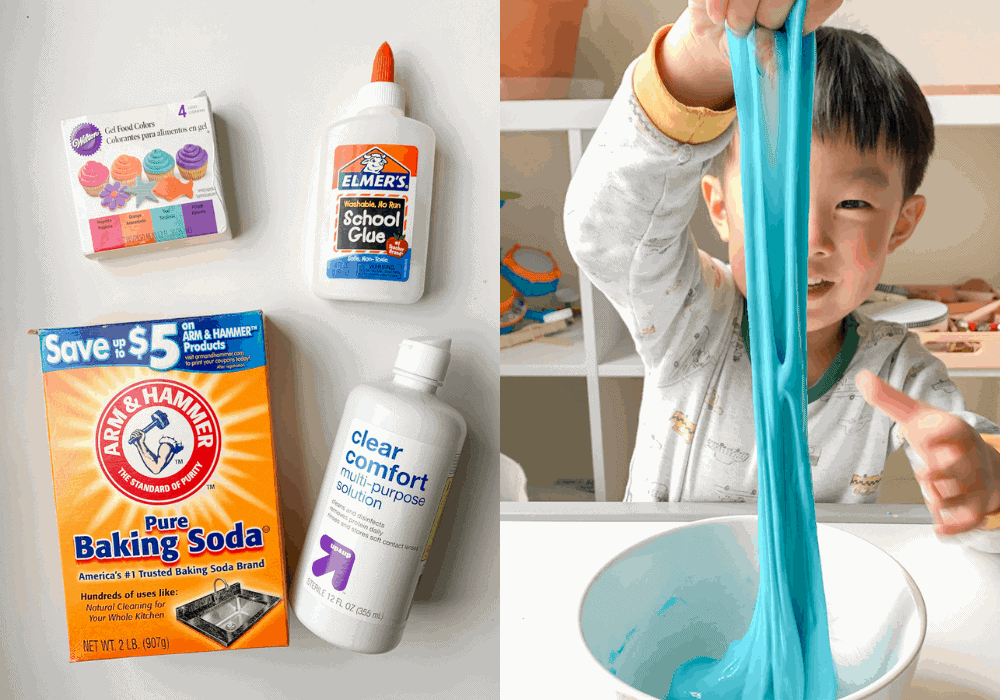 How to Make Super Simple Slime