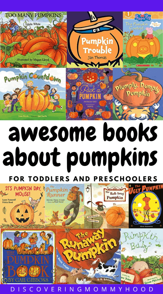 Best Fall Books About Pumpkins To Read With Your Kids This Month