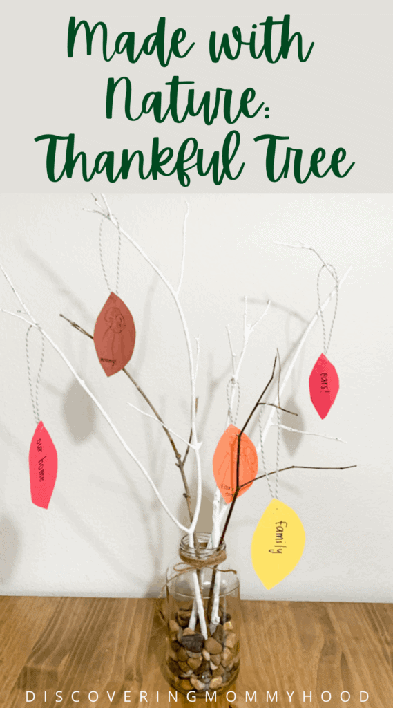 Thankful Tree: Meaningful Thanksgiving Activity for Kids