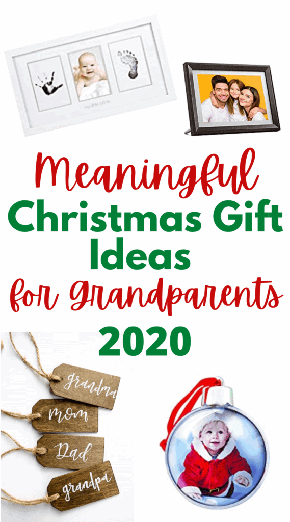 Meaningful Christmas Gift Ideas For Parents and Grandparents 2020